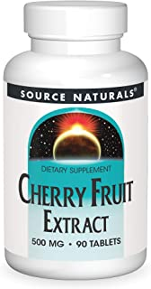 Source Naturals Cherry Fruit Extract 500 Mg
