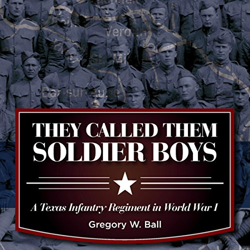 They Called Them Soldier Boys audiobook cover art
