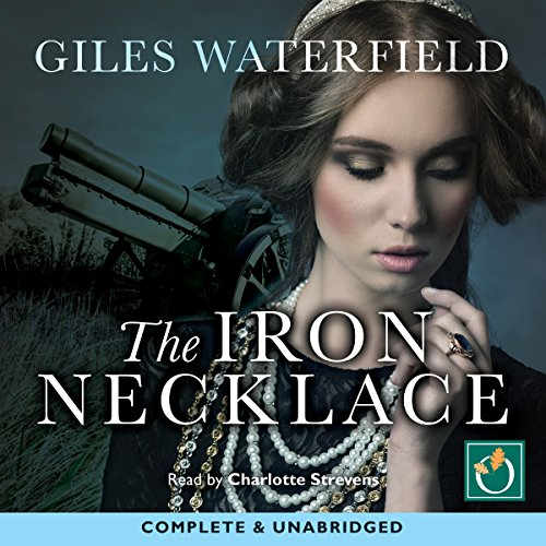 The Iron Necklace cover art
