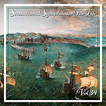 Sensational Symphonies For Life, Vol. 34 - Caldara: Cantatas