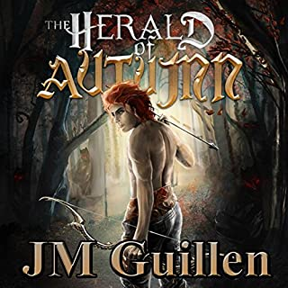 The Herald of Autumn audiobook cover art