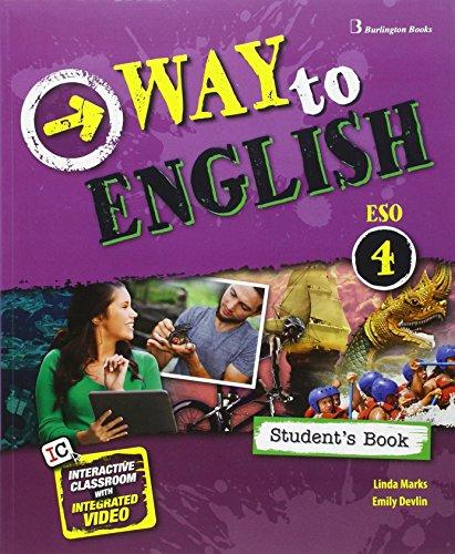 WAY TO ENGLISH 4ºESO ST 16 BURIN34ESO