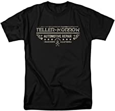 Sons of Anarchy Teller Morrow Adult Regular Fit T-Shirt