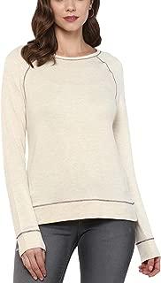 AMERICAN CREW Women's Loose Fit Sweatshirt