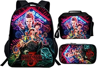 Mochila Stranger Things 3, Mochila Stranger Things Escolar T
