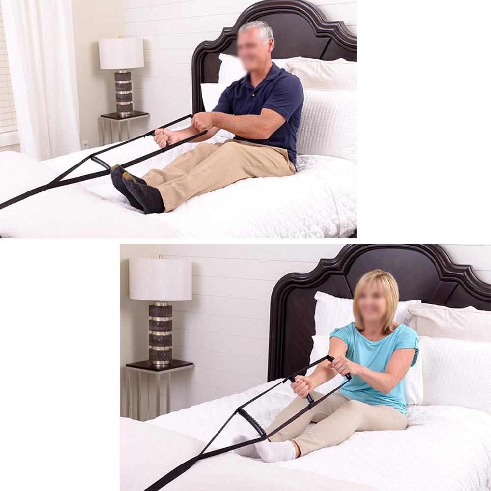 CX Best Cama Escalera Salud Cama Escalera de Cuerda Assist Pull Up Asistencia Médica Dispositivos de Seguridad Levanta la Cuerda para Adultos, Ancianos, discapacitados, Personas discapacitadas: Amazon.es: Hogar