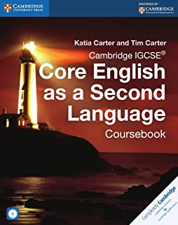 Cambridge IGCSE® Core English as a Second Language Coursebook with Audio CD