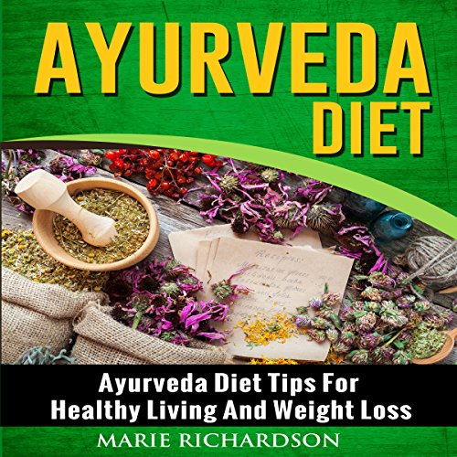 Ayurveda Diet audiobook cover art