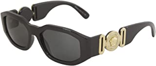 Versace THE CLANS VE 4361 BLACK/GREY 53/18/140 unisex Sunglasses