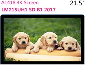 Mid 2017 New for iMac 21.5'' A1418 4K LCD Screen Display w/Glass Full Assembly LM215UH1(SD)(B1) EMC3069 MNDY2 MNE02