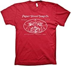 ShirtInvaders Paper Street Soap Company All Natural, Hand Made -Tyler Durden T-Shirt