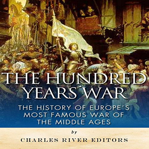 The Hundred Years War audiobook cover art