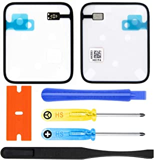 MMOBIEL Force Touch Sensor Adhesive Replacement Kit incl Connector Compatible with Apple Watch Series 3 42mm GPS Edition