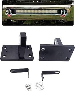 DaSen Heavy Duty Front Tow Hooks w/Lower Bumper 32