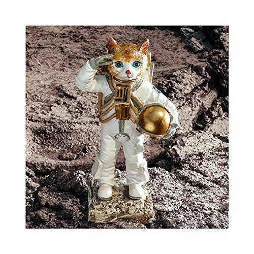 Astronaut Space Dog Decoración Astronauta Suave Decoración Decoración Hogar Decoración Tierra Errante Regalo Negro