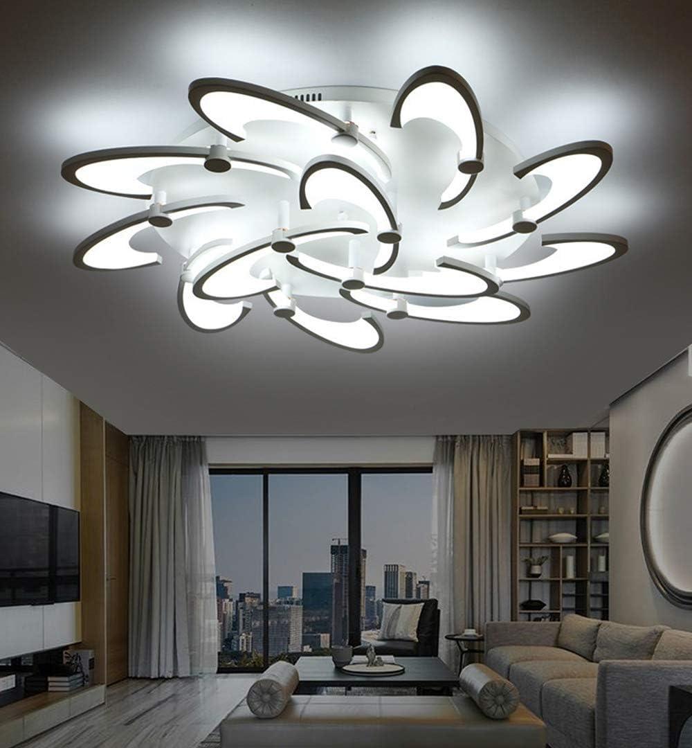 LAKIQ Multi Light Modern LED 低価格化 別倉庫からの配送 Ceiling Shape Windmill Chandelier A