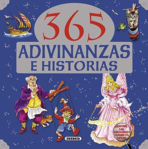 365 adivinanzas e historias (500 Preguntas Y Respuestas)