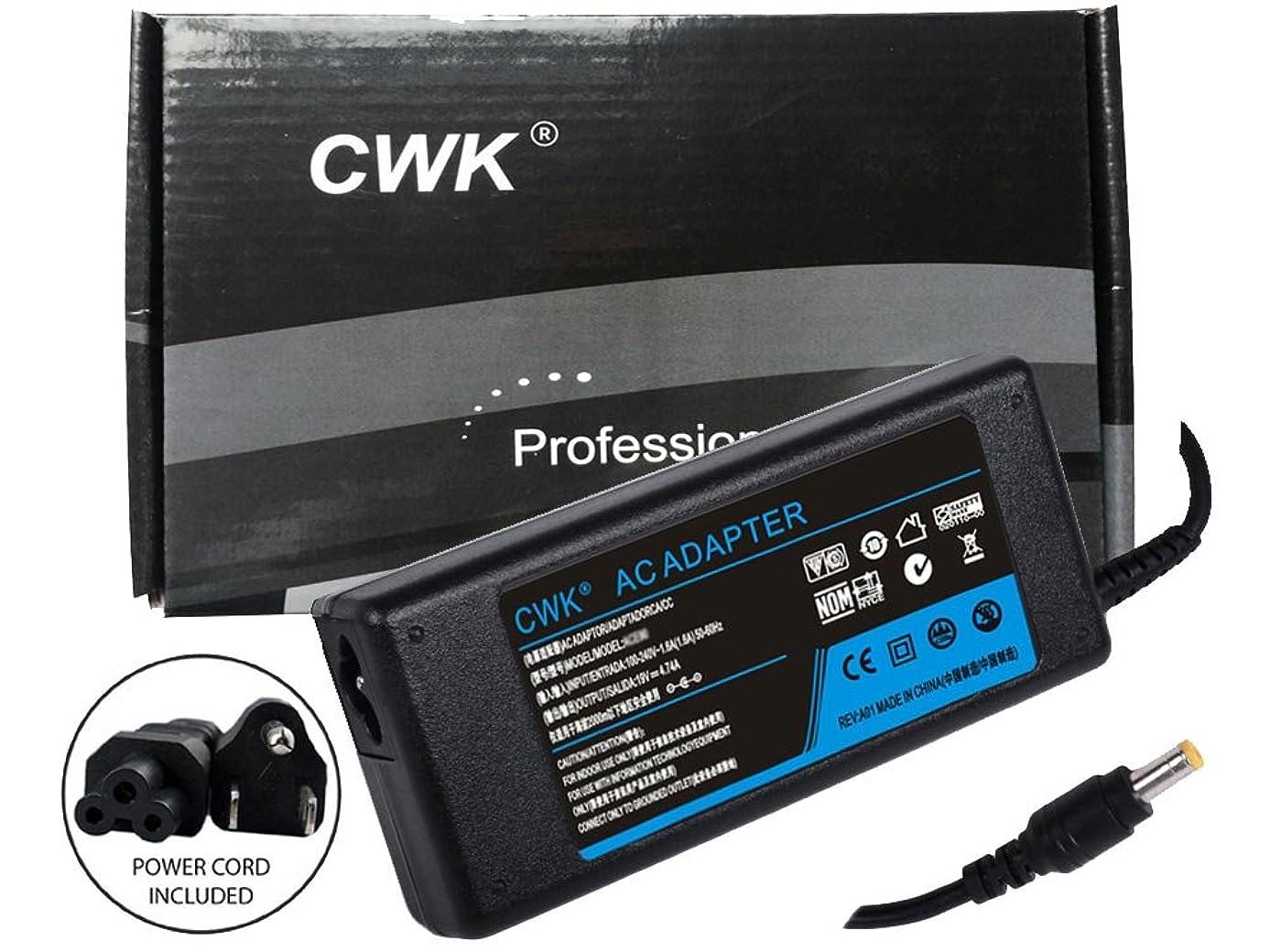 CWK AC Adapter Laptop Charger Power Supply Cord for Acer AP.09001.003 AP.09000.001 PSU C7 Chrome book C710-2847 Google CBD1F4 Travelmate TM4200-4320 TM4200-4323 TM4200-4345 DDFAEB