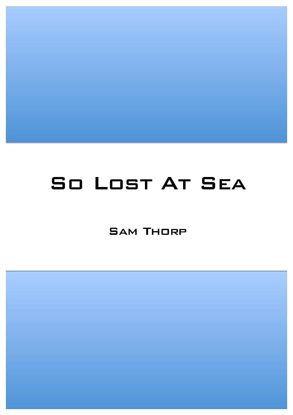 物理的な量しゃがむSo Lost At Sea (English Edition)