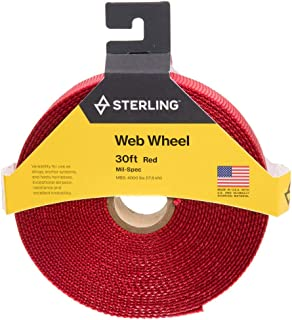 "Sterling Ropes 1"" Tubular Mil-Spec Webbing"