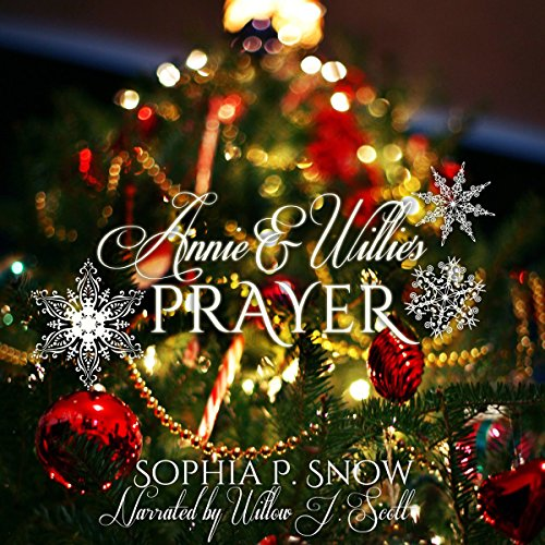 Annie and Willie's Prayer audiobook cover art