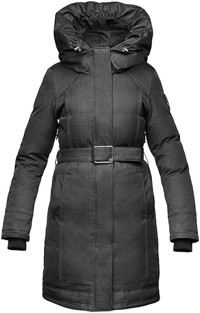 2021 spring and summer new Nobis The Astrid Insulated Parka Hooded - Coat Max 86% OFF Down W Black CH