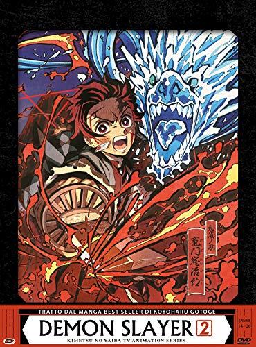 Demon Slayer - Limited Edition Box #02 (Eps 14-26) (3 Dvd)