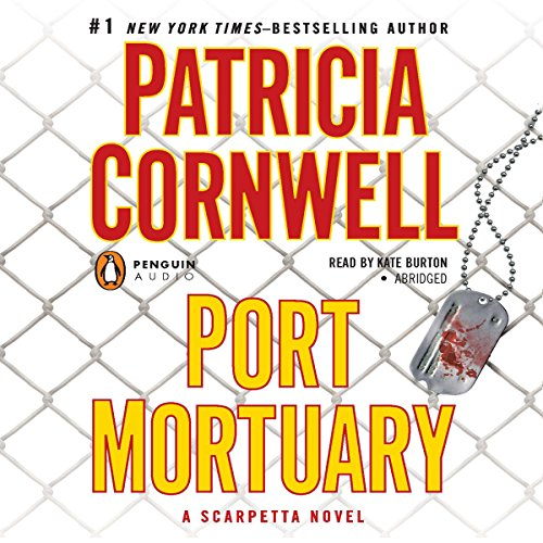 Port Mortuary audiobook cover art