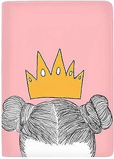 Passport Cover for Women and Men, Leather Passport Holder Infanta