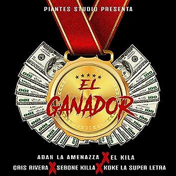 El Ganador (El kila, Adan la Amenzza, Cris Rivera, Sebone Kila, Koke la Super letra)