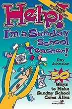 Help! I'm a Sunday School Teacher