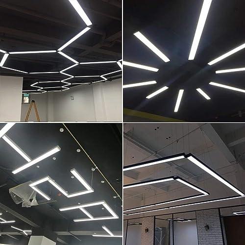 AOLI Alluhommet Le Lustre a Hommesé des lumières, immeuble Commercial de Bureau de Lustre - éclairage de Magasin d'habilleHommest