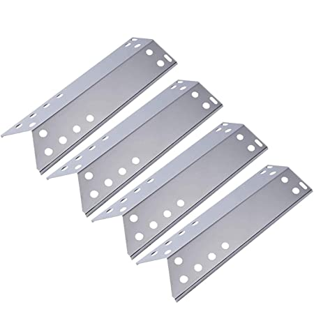 VICOOL Stainless Steel Heat Plate Replacement for Kenmore Sears Lowes Model Grills Sunbeam Grillmaster hyJ678A Nexgrill 3-Pack