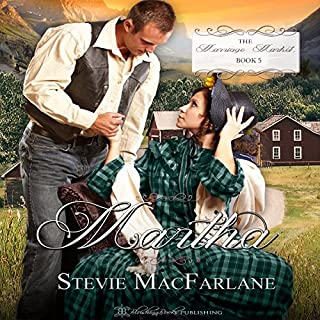 Martha     The Marriage Market, Book 5              By:                                                                                                                                 Stevie MacFarlane                               Narrated by:                                                                                                                                 Michael Goldsmith                      Length: 6 hrs and 41 mins     1 rating     Overall 5.0