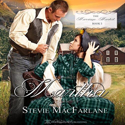 Martha audiobook cover art