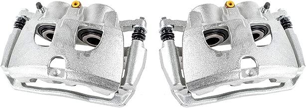 Callahan CCK04252 [2] REAR Premium Semi-Loaded Original Caliper Pair + Hardware Brake Kit