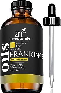 ArtNaturals Frankincense Essential Oil 4oz - 100% Pure Oils Natural Undiluted Therapeutic Grade – Premium Aromatherapy Qua...