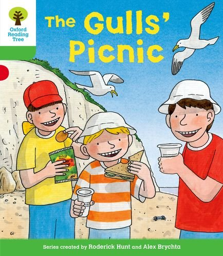 Oxford Reading Tree: Level 2: Decode and Develop: The Gull's Picnicの詳細を見る