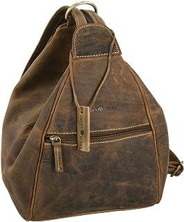 Greenburry Vintage Rucksack Leder 26 cm