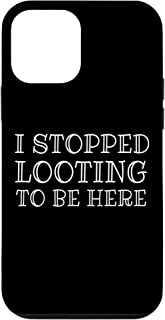 iPhone 12 mini I Stopped Looting To Be Here - Best Video Game Loot Case