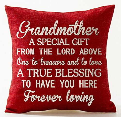 Best Gift for Mother Grandmother A from The Lord Above One The...