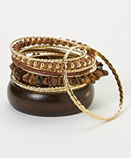 wooden bangles jewelry