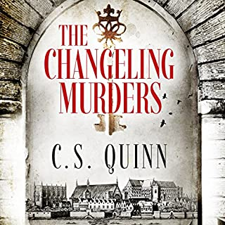 The Changeling Murders audiobook cover art