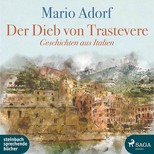 Der Dieb von Trastevere: Geschichten aus Italien audiobook cover art