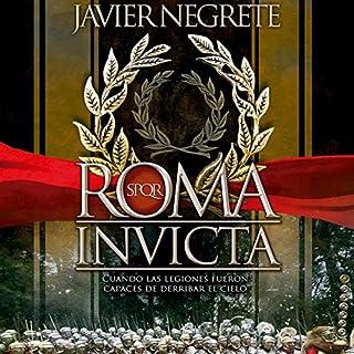 Roma invicta [Spanish Edition] audiobook cover art