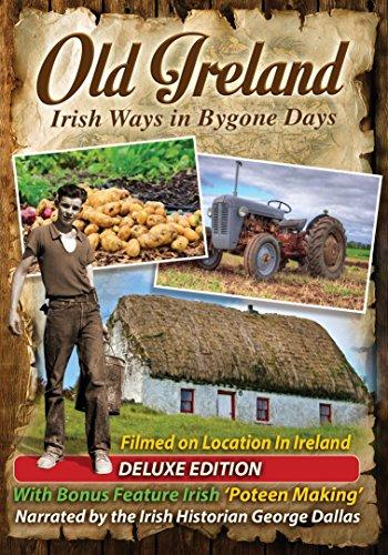 Old Ireland (Irish Ways In Bygone Days) [DVD]