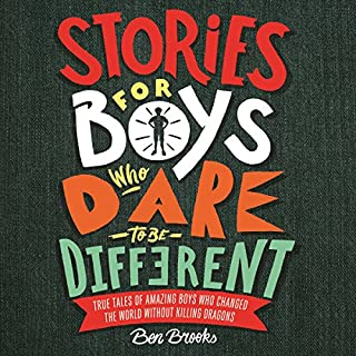 Stories for Boys Who Dare to be Different Titelbild