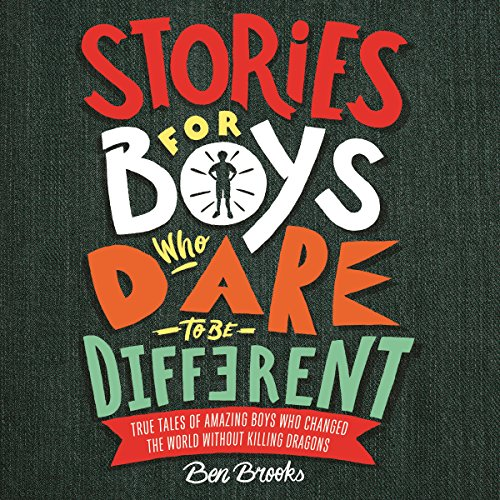 Stories for Boys Who Dare to Be Different cover art
