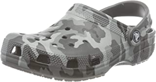 Crocs Classic Printed Camo Clog, Sabot Mixte