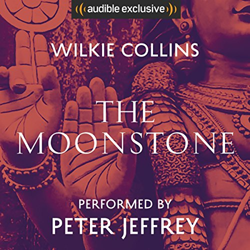 The Moonstone  Audiolibri